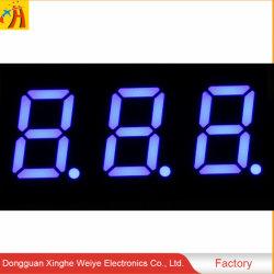 7 قطعة خارجيّة [ديجتل] [ولّ كلوك] كبيرة [لد] درجة حرارة عرض