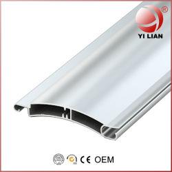 Perfil de alumínio persianas de cilindro de alumínio de tela de rolagem/OEM