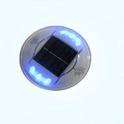 Vite prigioniera solare di plastica della strada dell'indicatore della strada del LED
