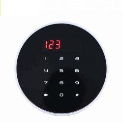 ホテルの金庫のためのH020デジタルのタッチ画面の自動モーターを備えられたロック