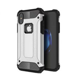 Для Apple iPhone X случае гибридный жесткий футляр броня чехол для iPhone