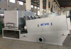 Macchina d'asciugamento di acqua di scarico di trattamento di industria del fango comunale redditizio della pressa a elica