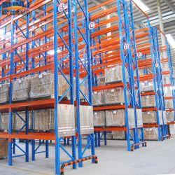 Depósito de Estantes industriais pesados para Palete