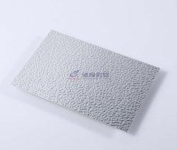Geprägtes Stuck anodisiertes Aluminiumring-Blatt für Gefriermaschine-Kühlraum