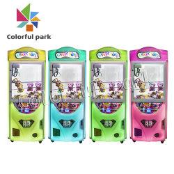 De Machine van /Claw/Crane/Game van de Klauw van de de de de in het groot Mini Zeer belangrijke Meester van de Opdringer van het Muntstuk/Gift/Verkoop van de Prijs/van het Stuk speelgoed/Prijs/Verkoop/Vermaak/Klauw van de Arcade/van de Kraan/Kraan/van de Arcade van het Stuk speelgoed/van de Kraan van de Klauw