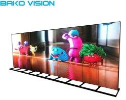 P1.9 P2.5 屋内レンタル / 固定 LED ポスターディスプレイ画面スーパースリム 軽量複数設置