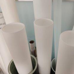 Longueur personnalisée PE 3pouce à l'emballage plastique tuyau tube rond de base pour le rouleau de film d'emballage d'enroulement