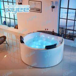 Joyee nice spa banheira de hidromassagem para 1 Pessoa Jacuzzi spa banheira de hidromassagem exterior