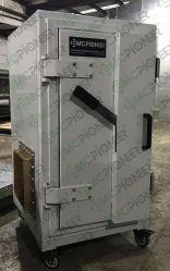 EMI prueba apantallados RF gabinete de seguridad de datos