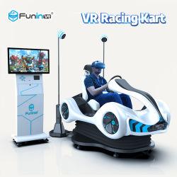 Simulator/Vr die van de Werkelijkheid van jonge geitjes 9d de Virtuele Auto Karting rennen 360 Graad