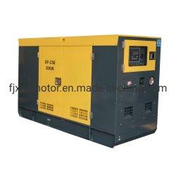 Weifang R6105 дизельного двигателя 100КВА 70 ква бесшумный генератор с контроллером Smartgen