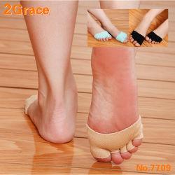 Bequemer Kurzschluss-geöffnete Zehe-Trennzeichen-Socken der Frauen