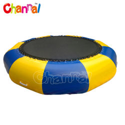 Cheap agua inflables inflables trampolines Juego de agua