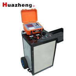 Высокое напряжение дистанционного обслуживания электрической мощности подземного кабеля тестер