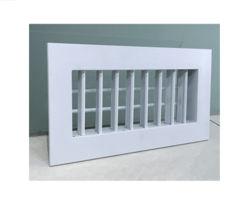 Registo de teto HVAC de suprimento de ar de ventilação da Fresta Grill