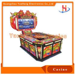 Ursprüngliches Igs Gameboard Schrank-Säulengang-Videospiel des Ozean-König-3 LED helles mit Cashless Karten-System