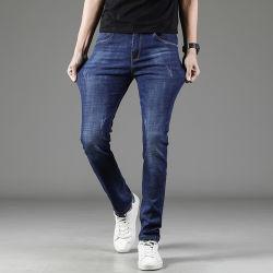 Les hommes de bonne qualité de l'Étirement Jeans Slim Fit Fashion
