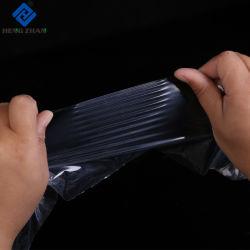 30-100 microns adhérence PE Polyéthylène Stable Film protecteur pour haute brillance de surface des pièces en plastique
