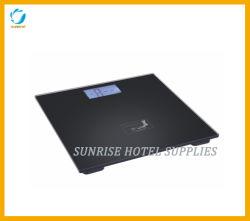 Escala de peso elétrica do banheiro do hotel do indicador do LCD
