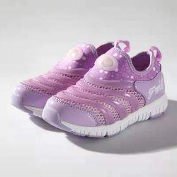 De Schoenen van de Jonge geitjes van de voorraad, de Kinderschoenen van de Hoogste Kwaliteit, de Goedkopere Schoenen van de Sport, het Lopen Schoenen, de Schoenen van de Baby, de Schoenen van Prewalker van de Loopschoen