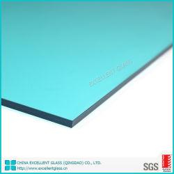 6.38-15.52mm Bleu Le verre feuilleté/SGP en verre feuilleté