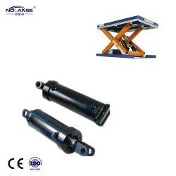 Hydraulikzylinder für 2-Wege-Lichtstange für Holzsplitter Baumaschinen Geschweißten Hydraulikzylindern Mit Schraubverschluss