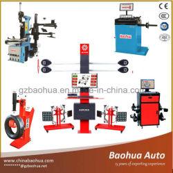 Оборудование для ремонта шин// смены шин для балансировки колес /Vulcanizing шин машины/3D угол схождения колес