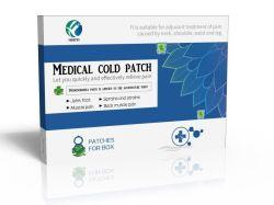 Los productos de refrigeración de Gel Gel/Parches de Paquete caliente y frío