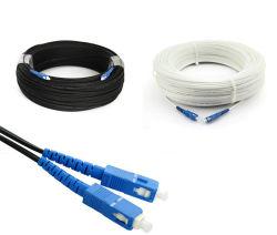 Sc Upc 접속 코드 FTTH 광섬유 광학적인 하락 전화선