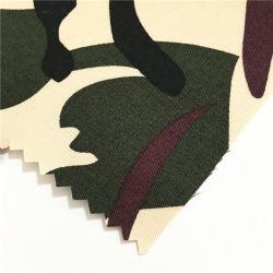 Tessuto militare del cotone di colore del dessert di fabbricazione del Hubei per l'uniforme/rivestimenti/in generale/tuta