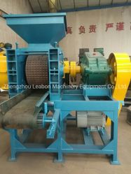 De hete Verkopende 1t/H Machine van de Briket van de Bal van de Houtskool van de Steenkool van de Vorm van het Hoofdkussen