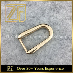 Nouveau design de mode en alliage de zinc de grande taille Sacs Accessoires Sac à main la bague d Anneau boucle