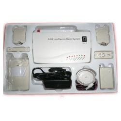 Calcolatore centrale senza fili dell'allarme di GSM di 10 zone (GSM-V35)