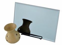 لون رماديّ زجاجيّة شاشة تجمّد أسلوب مرآة