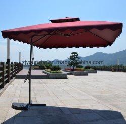 Большие ноги Double-Deck бутик открытый дворик рукой подать солнечным зонтом из расчета
