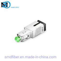 Sc Fibra Óptica Atenuador APC para a rede