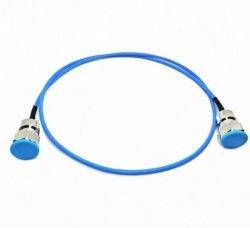 4.3/10 mini connecteurs DIN mâle câble coaxial RG402/assemblage de câbles RG141 Câble de pontage RF