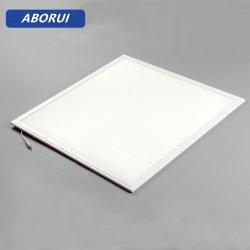 Gran cantidad de lúmenes superficie impermeable 600X600 de la iluminación interior LED de luz del panel de moderna lámpara de techo