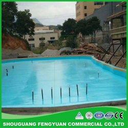 K11 Mezcla Cementure colorido recubrimiento resistente al agua para piscinas