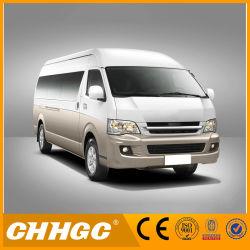 5.9m 15시트 16 시트 가솔린 및 디젤 하이에이스 차량 미니 버스 18시트