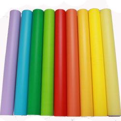Auto-adhésif PVC Idealmax film vinyle de couleur pour la coupe de traceur