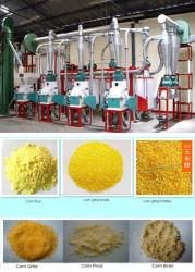 Le maïs en moulin à farine Moulin du rouleau de la machine de fraisage