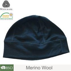 Adultos personalizado de Lana Merino Beanie Caps