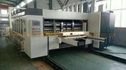 La impresión de cartón ondulado Máquina de troquelado de asignación de fechas