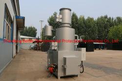 O incinerador de resíduos, Incinerador de Residuos