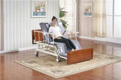 ホームケアマニュアル3の不安定な入院患者のヘルスケアのシャンプーの洗面器が付いているFoldable Skidproofの看護のベッド