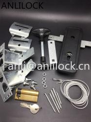 [هيغقوليتي] فولاذ طارئ مرأب [دوور لوك] لأنّ [أل-كست-005]