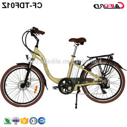 Tieners E Mountainbike 36 Volt Dame Used die Electric City Bike Elektrische Autoped vouwt