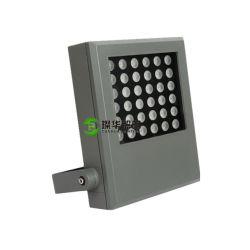 校舎橋教会正方形の広告のボードの壁の木アルミニウム防水IP65 3000K RGBの白いスポットライト18W 36W 72W LEDの屋外の洪水ライト