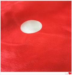 Gedrucktes Stretchable stumpfes Satin-Polyester-Material ahmte Silk Gewebe nach